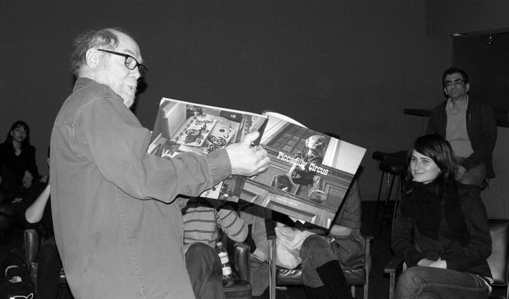 Paul McCarthy at Mountain School of Arts, 2007