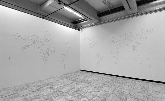 Antonia Hirsch, <em>Rivers & Borders</em>, 2006.