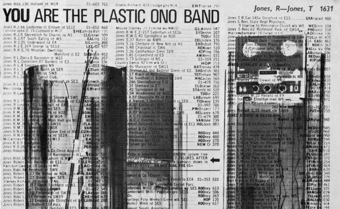 Plastic Ono Band, <em>Give Peace a Chance</em>, 1969