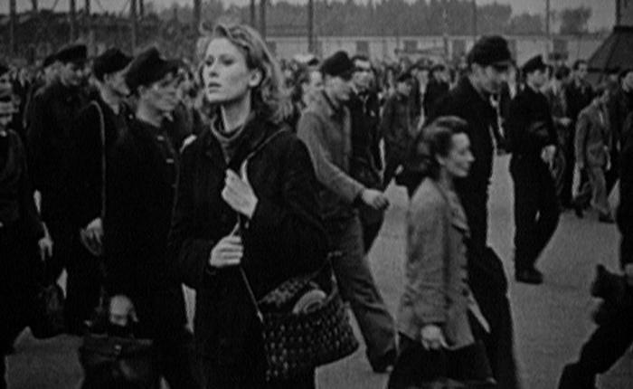 Harun Farocki, <em>Arbeiter verlassen die Fabrik</em>, 1995.