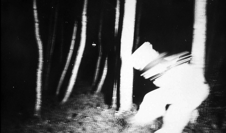 Robert Kleyn, <em>Night Jumps</em> (1972), photograph