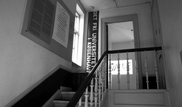 Copenhagen Free University, <em>The Factory of Escape</em>, 2003-5.